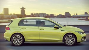 VW Golf 8 2020 Wallpaper
