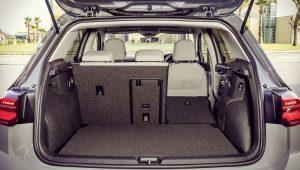 Volkswagen Golf 8 2020 Trunk