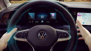 Volkswagen Golf 2020 Steering Wheel Interior