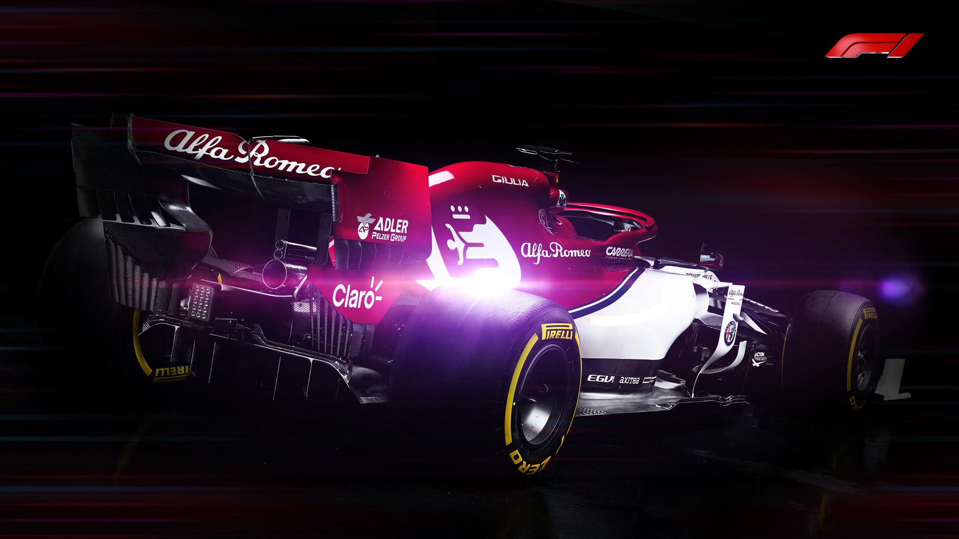 Alfa Romeo F1 2020 Car Wallpaper Hd