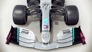 2020 Mercedes AMG F1 Car W11 EQ Wallpaper