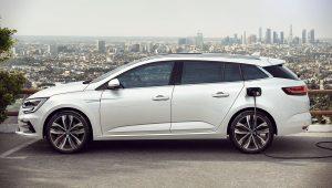 Renault Megane Hybrid 2020 1