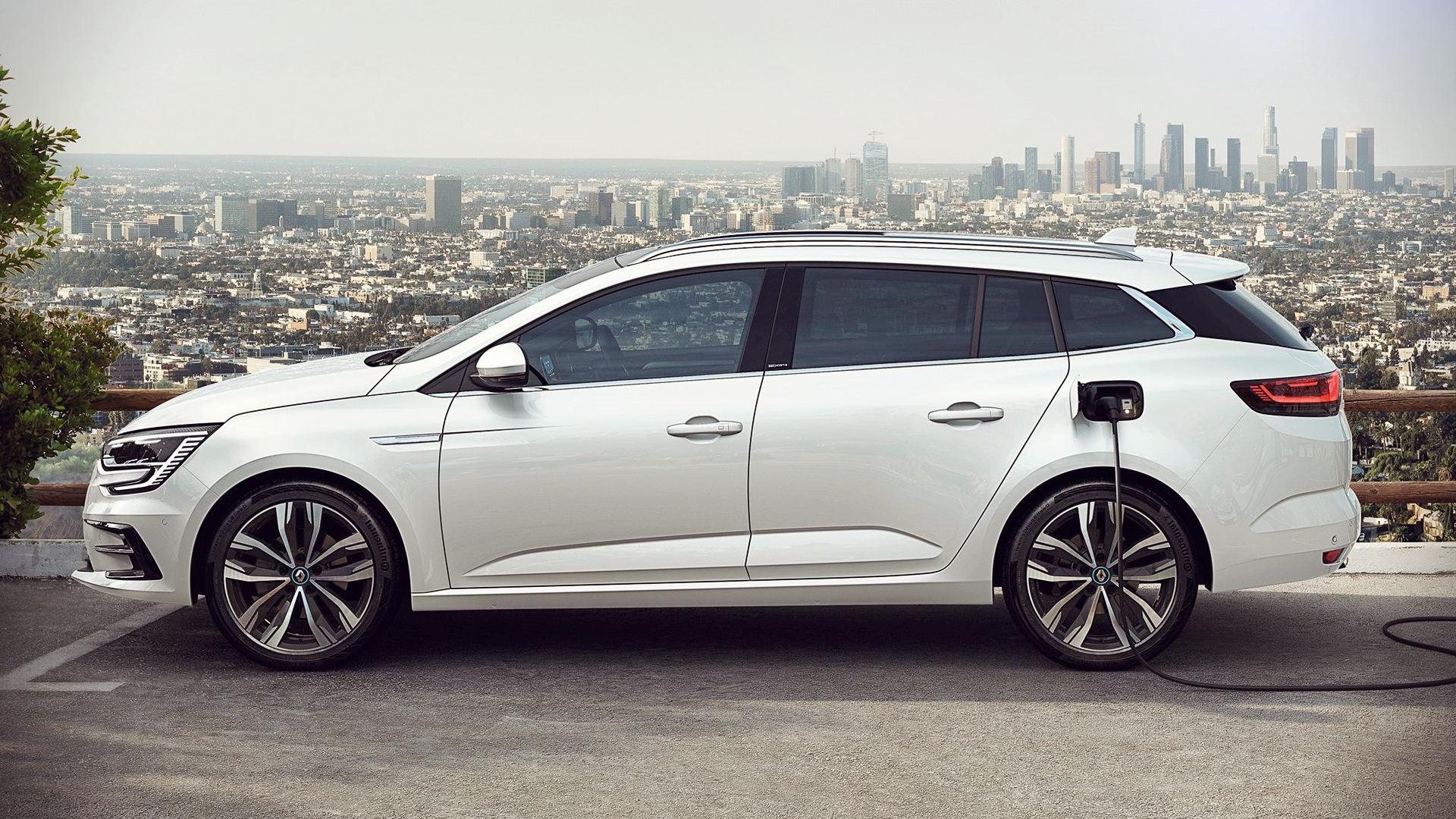 Renault Megane Hybrid 2020