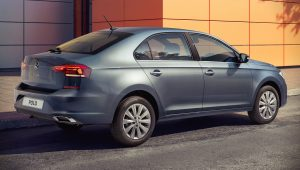 2020 Volkswagen Polo Sedan Wallpaper Hd