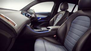 Mercedes-Benz EQC 2020 Interior Seats
