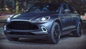 2021 Aston Martin DBX Q Wallpaper Hd