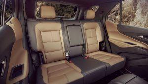 Chevy Equinox 2021 Interior Seats