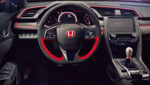 Honda Civic Type R Limited Edition 2021 Interior
