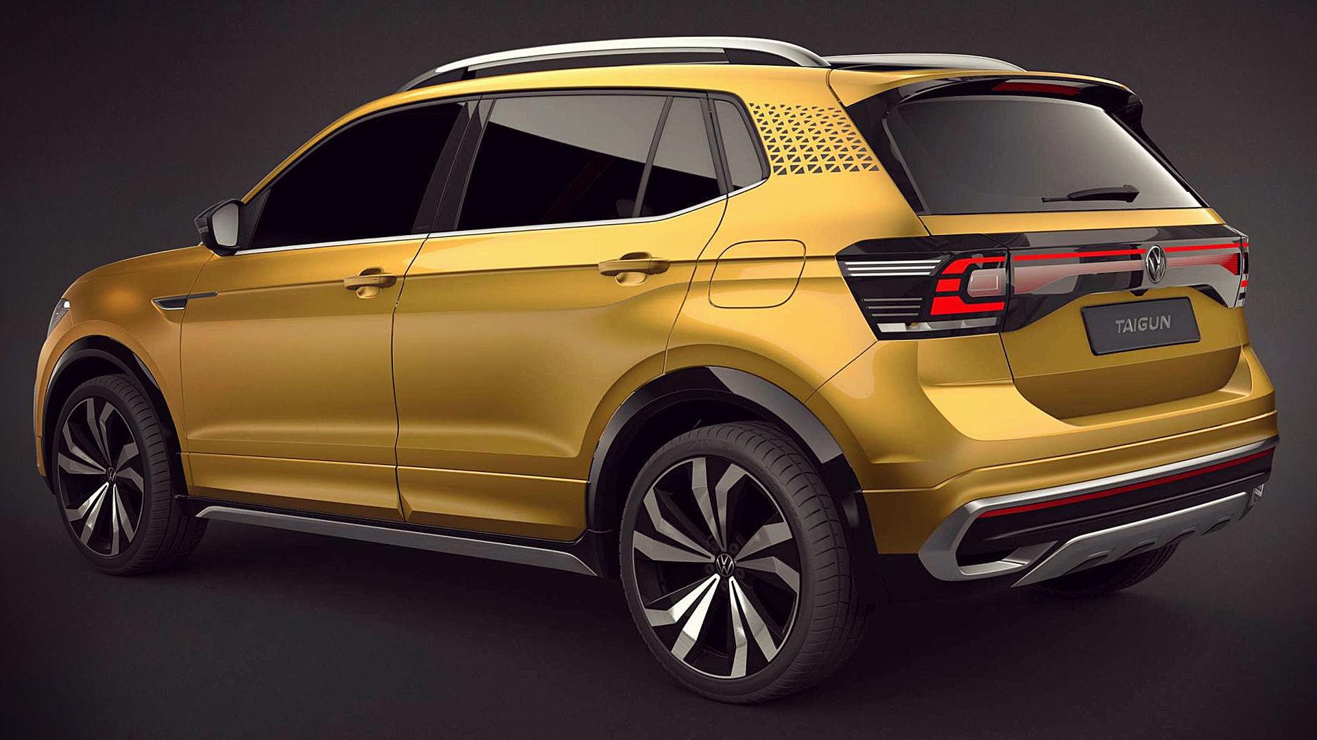 2021 Volkswagen Taigun Wallpaper