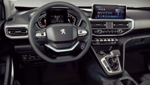 Peugeot Landtrek 2021 Interior Wallpaper
