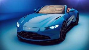 Aston Martin Vantage Roadster 2021 1