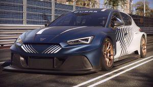 Cupra e-Racer 2021 1