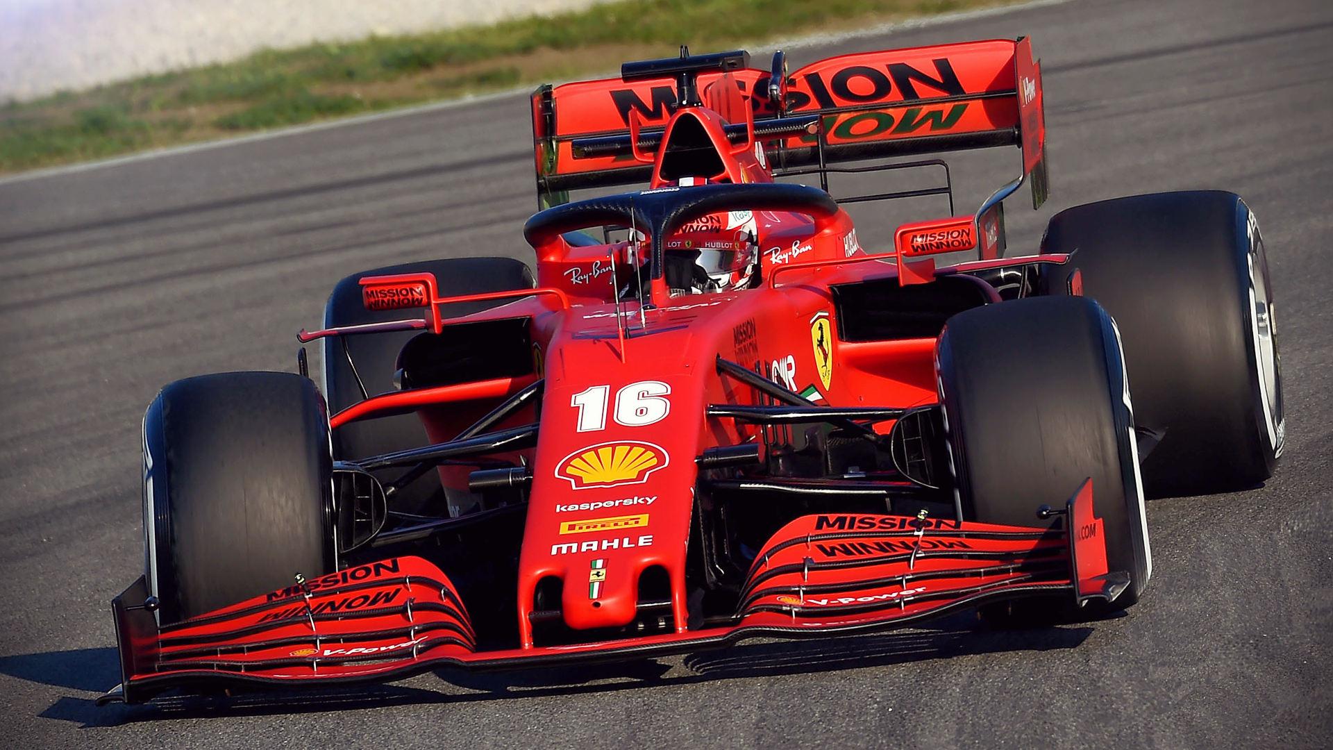 2020 Ferrari SF1000 Wallpaper