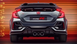 2020 Honda Civic Type R Sport Line Wallpaper Hd