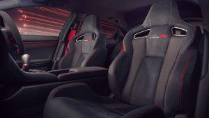 2020 Honda Civic Type R Sport Line Seats Wallpaper