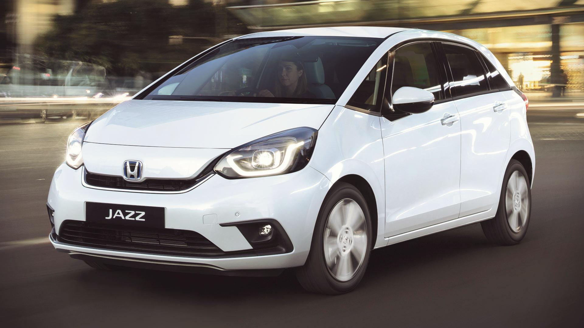 Honda Jazz e HEV 2020