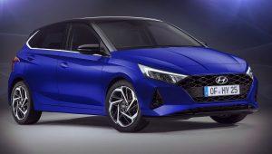 Hyundai i20 2021 1