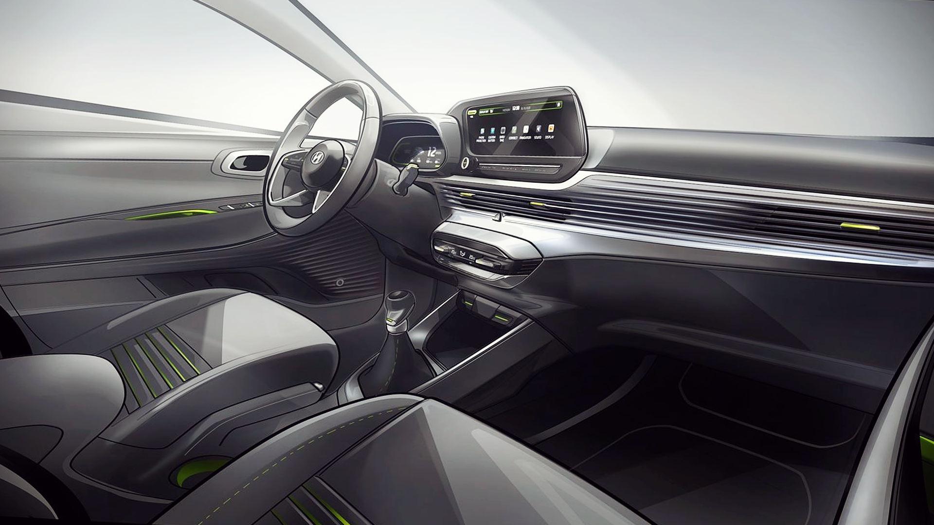 Hyundai i20 2021 Interior Wallpaper