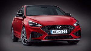Hyundai i30 N Line 2020 1