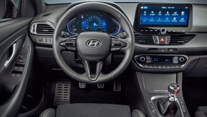 Hyundai i30 N Line 2020 Interior Wallpaper