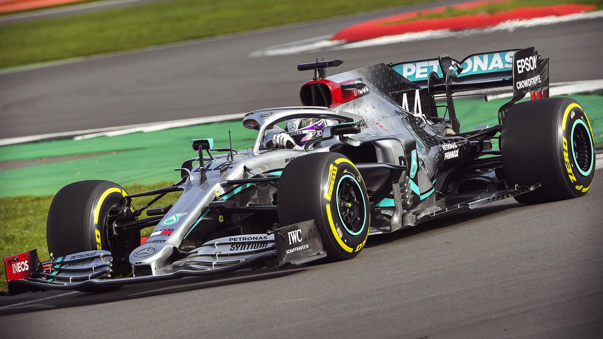 Mercedes AMG F1 W11 EQ 2020