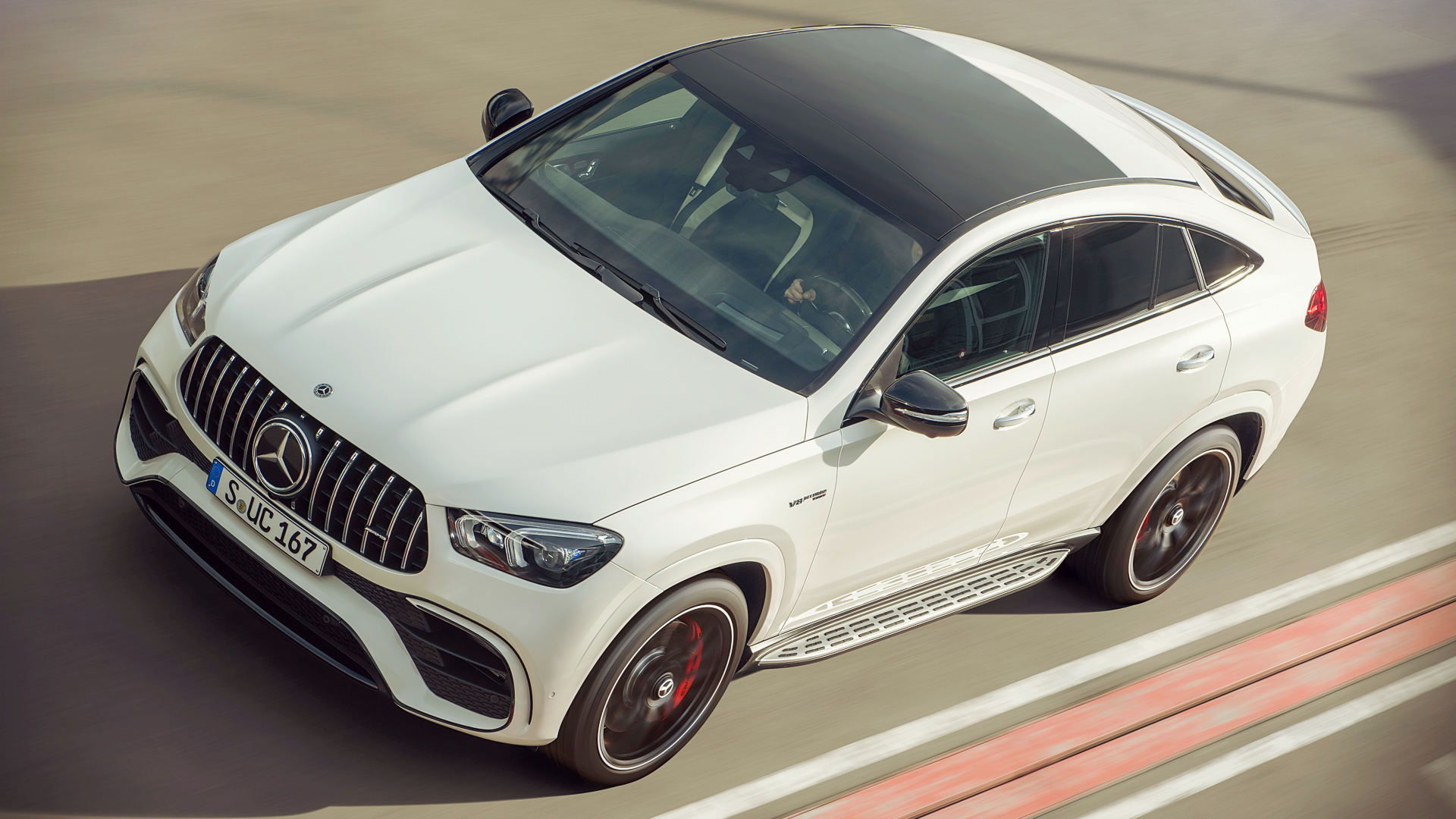 2021 mercedes amg gle 63 s top wallpaper