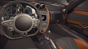 Pagani Imola 2021 Interior Wallpaper