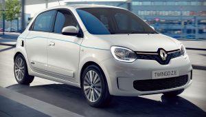 Renault Twingo ZE 2020 1