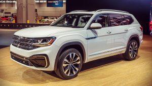 Volkswagen Atlas 2021 1