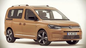 Volkswagen Caddy 2021 1