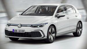Volkswagen Golf GTE 2021 1