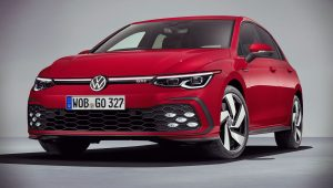 Volkswagen Golf GTI 2021 1