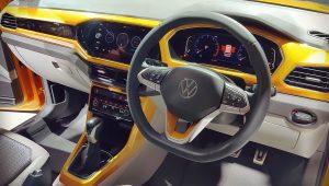 Volkswagen Taigun 2021 Interior