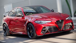 2020 Alfa Romeo Giulia GTA m Wallpaper