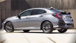 Honda Civic 2020 Pictures