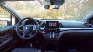 Honda Odyssey 2020 Interior