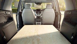 Honda Odyssey 2020 Interior Trunk