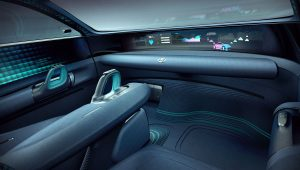 2020 Hyundai Prophecy Concept Interior Wallpaper