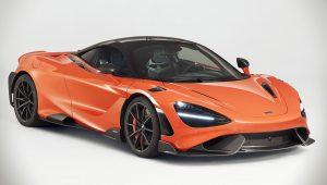 2020 McLaren 765LT Wallpaper