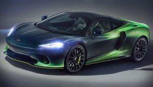 McLaren GT Verdant 2020 1