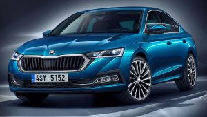 Skoda Octavia 2020 Wallpaper