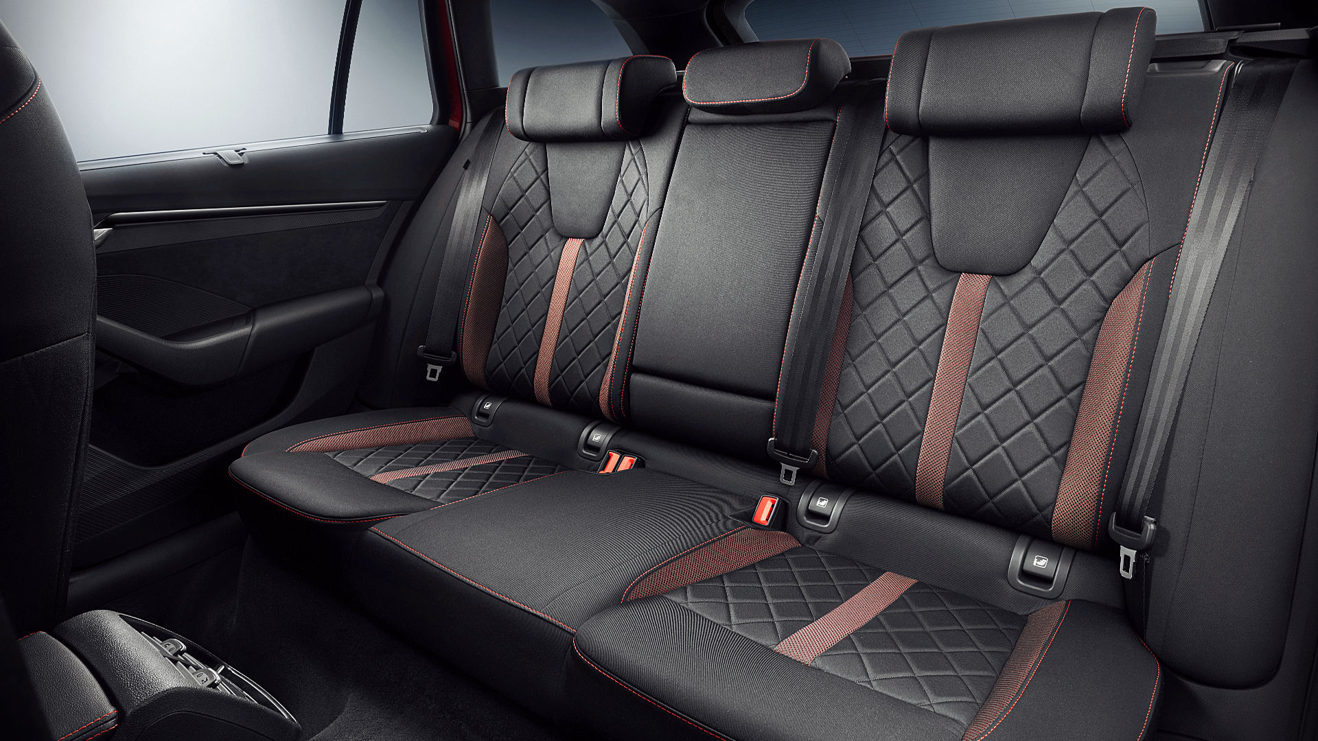 Skoda Octavia RS iV 2020 Seats Interior