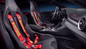 Alfa Romeo Giulia GTA 2021 Seats Wallpaper