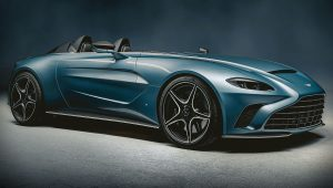 2021 Aston Martin V12 Speedster Wallpaper
