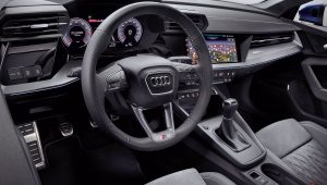 2021 Audi A3 Sportback Interior Wallpaper