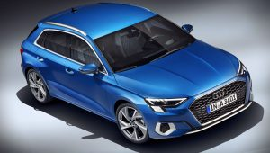 2021 Audi A3 Sportback Top Wallpaper