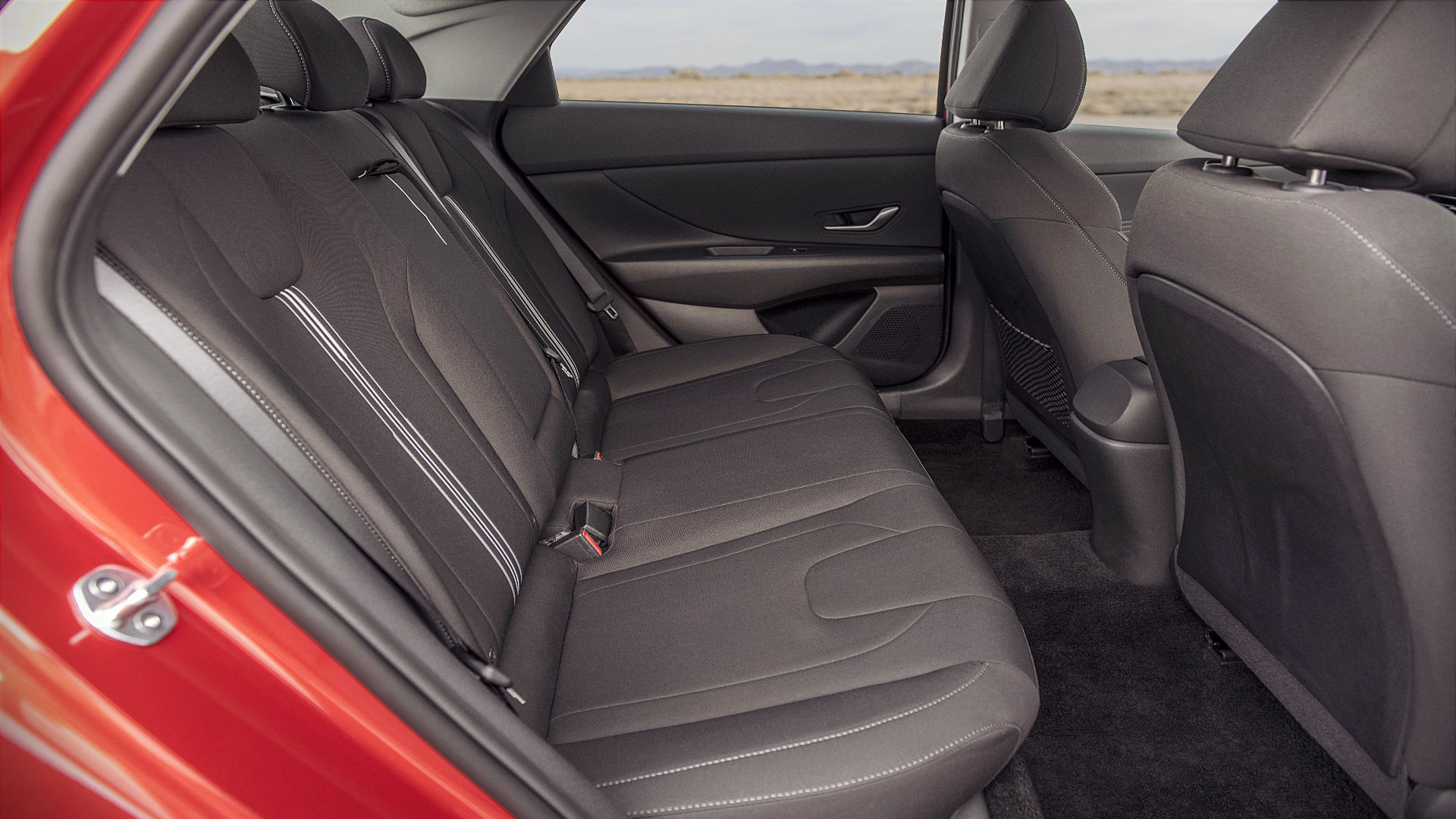 2021 Hyundai Elantra Seats Wallpaper