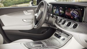 2021 Mercedes Benz E-Class 350 All-Terrain Interior
