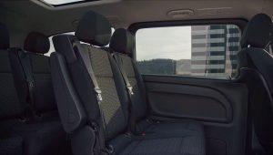 2021 Mercedes Benz eVito Interior Seats