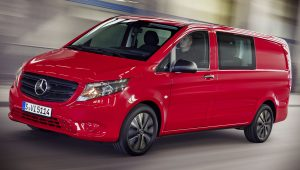 Mercedes Benz Vito 2021 Mixto Wallpaper